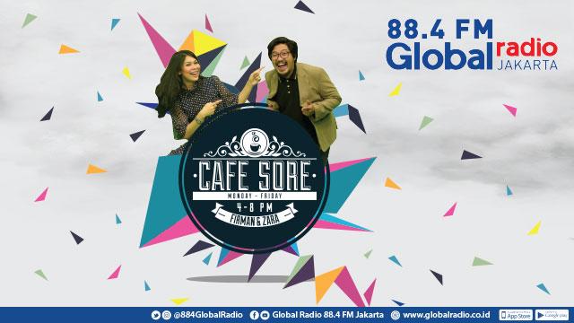 Nu Cafe Sore bareng Firman Shore dan Zara Meidina