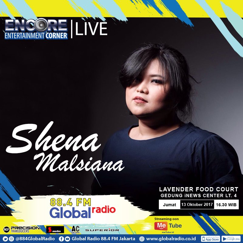 ENCORE with Shena Malsiana