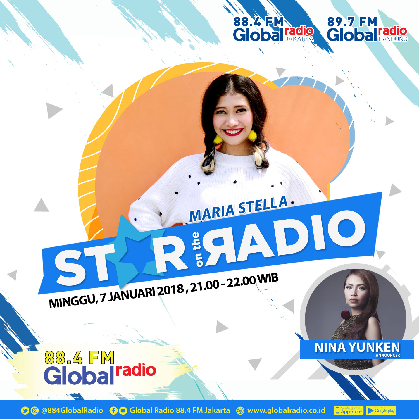 Star On Radio with Maria Stella