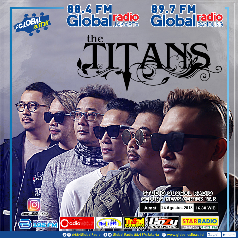 Global Kustik bersama The Titans