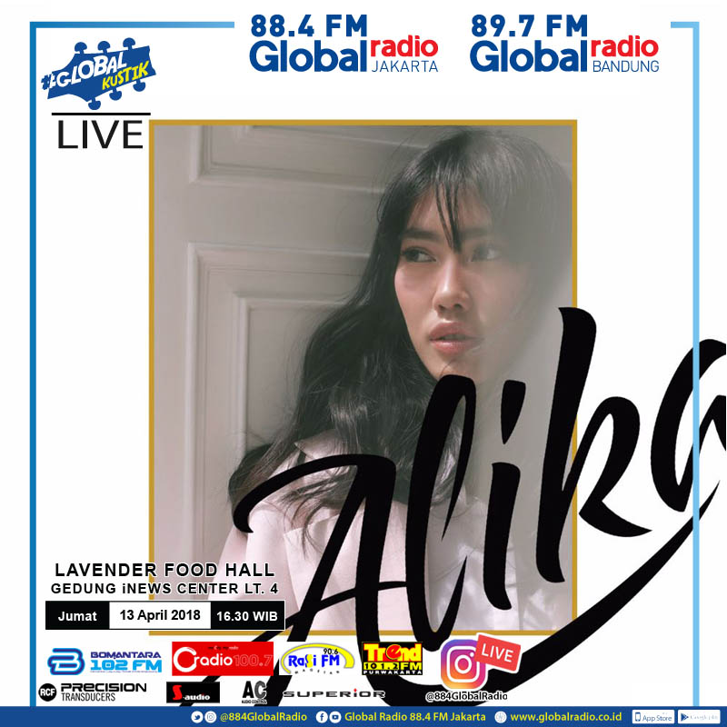 Global Kustik bersama Alika