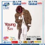 Global Kustik bersama Young Lex