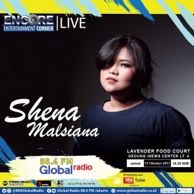 ENCORE with Shena Malsiana