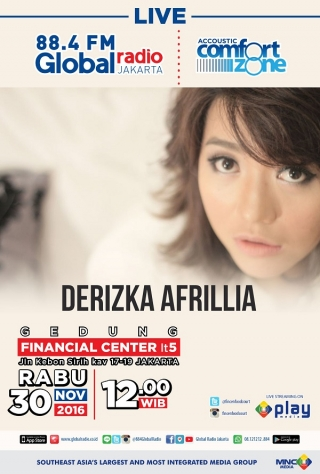 ACZ with Derizka Afrillia
