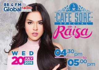 Cafe Sore with Raisa