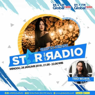 Star On Radio with Ghaitsa Kenang