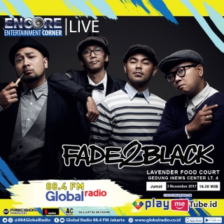 ENCORE with Fade 2 Black