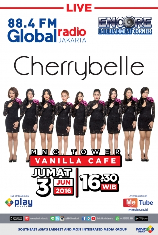 ENCORE With CherryBelle