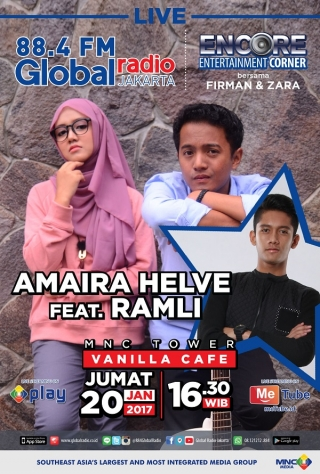 ENCORE with Amaira Helve feat Ramli