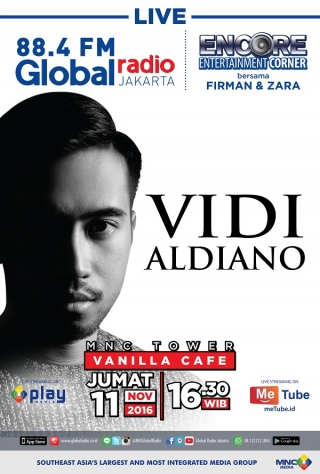 ENCORE with Vidi Aldiano