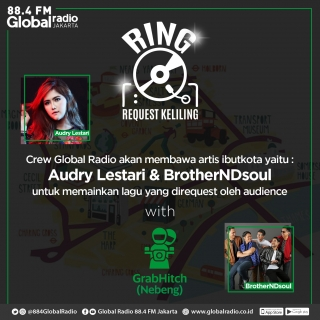 Global RING with Audry Lestari & BrotherNDsoul