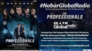 #NobarGlobalRadio The Professionals