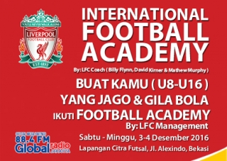 Liverpool Football Academy