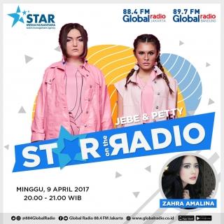 STAR ON THE RADIO