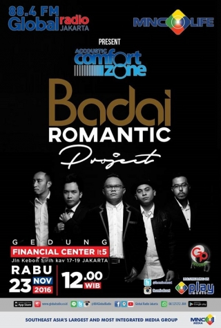 ACZ with Badai Romantic Project