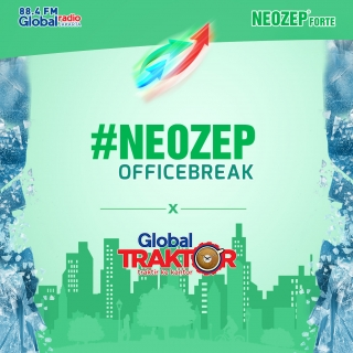 Global Traktor with Neozep Office Break
