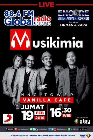 Entertainment Corner with Musikimia