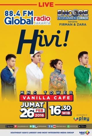Encore With Hivi 4.30 PM