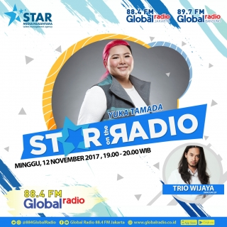 Star On Radio with Yuka Tamada