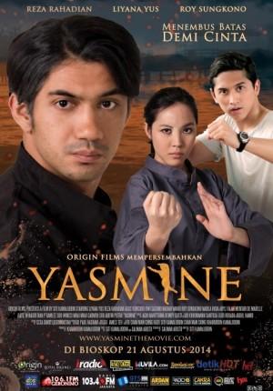 Yasmine: Cinta, Persahabatan dan Kompetisi Silat