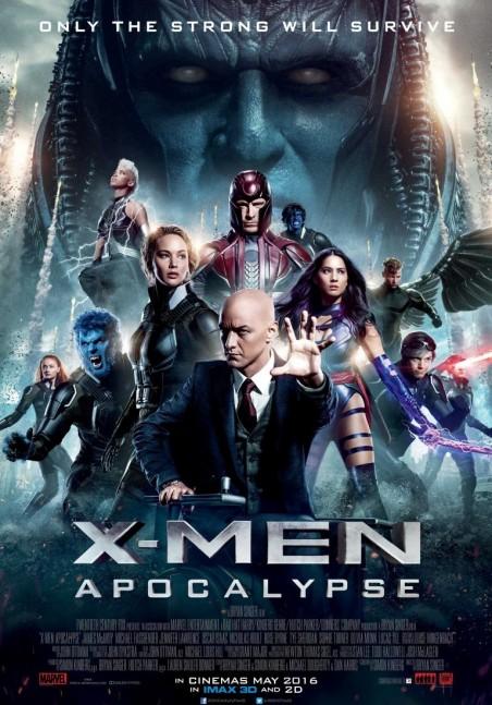 X-MEN APOCALYPSE