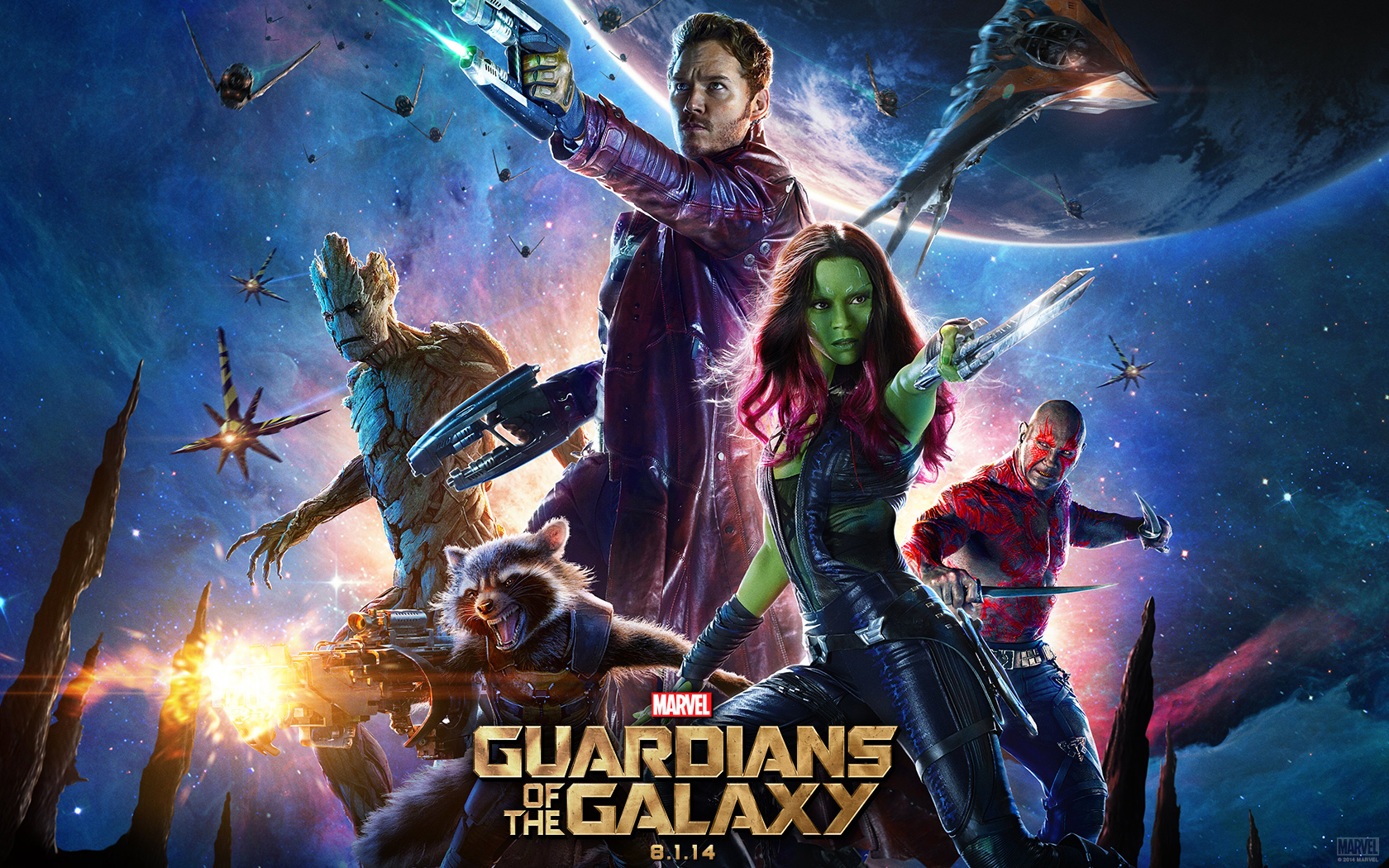 Sutradara Guardian Of The Galaxy Bocorkan Pembuatan Film Terbaru