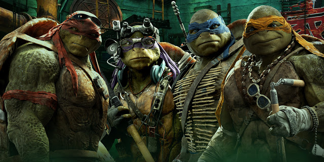 Teenage Mutant Ninja Turtles: Out of the Shadows ( 2016 )