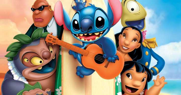 Lilo and Stich Akan Dibuat Ulang Versi Live Action
