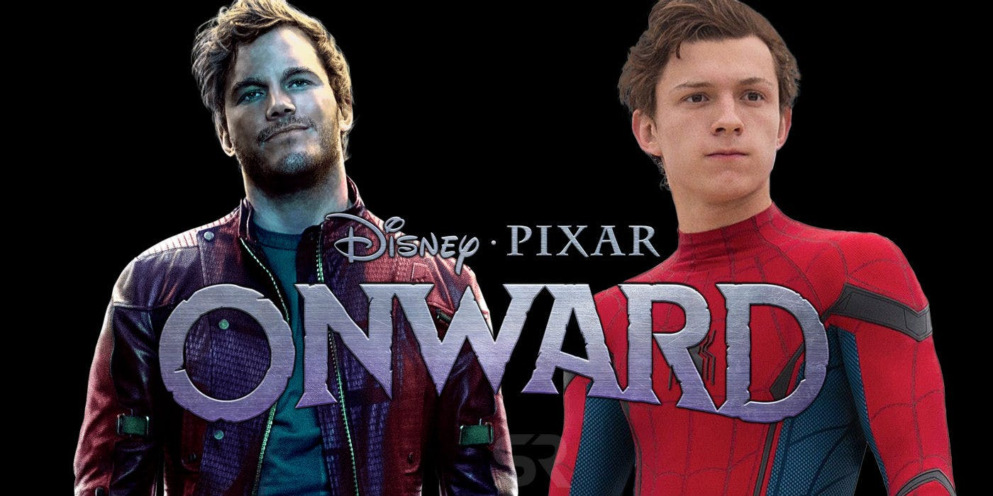 Chris Pratt & Tom Holland Bersatu Dalam Film Animasi