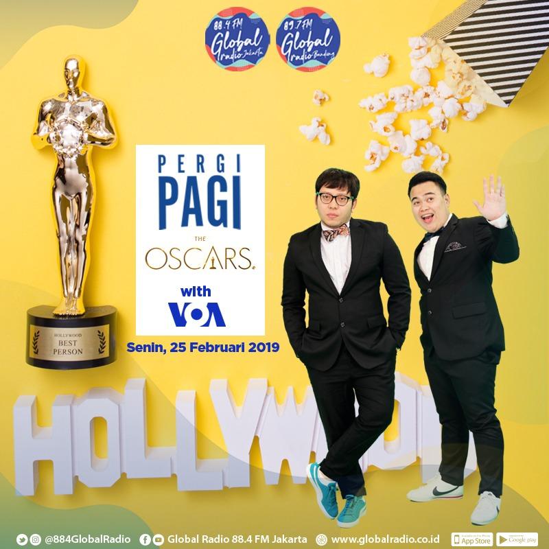 Piala Oscars 2019 Sudah Digelar!