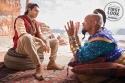 Will Smith Jadi Genie Alias Jin Biru di Film Aladdin