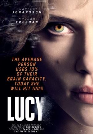 Lucy: Kisah Seorang Wanita dengan Kemampuan Otak Luar Biasa