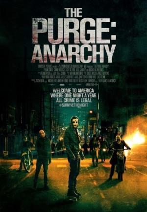 The Purge Anarchy: Ketika Semua Kejahatan Menjadi Legal