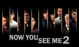 Now You See Me: Second Art (2016)