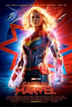Captain Marvel Mulai Tayang Hari Ini!