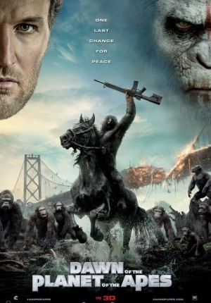 Dawn of the Planet of the Apes: Kisah Penghianatan dari Bangsa Kera