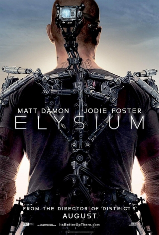 ELYSIUM: Fiksi Ilmiah terbaru Matt Damon