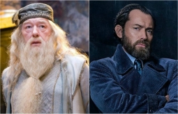 Jude Law Perankan Karater Dumbledore