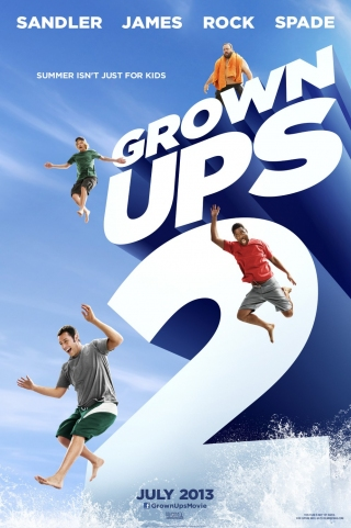 Grows Ups 2