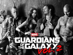 Marvel Rilis Poster dan Sneak Peak 'Guardians of the Galaxy Vol. 2'