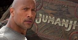 INTIP BOCORAN JUMANJI DARI DWAYNE 'THE ROCK' JOHNSON