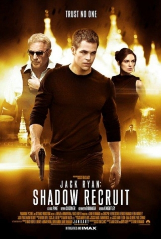JACK RYAN SHADOW RECRUIT: A NEW BEGINNING
