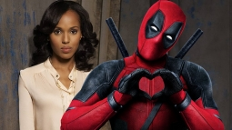 KERRY WASHINGTON PERANKAN DOMINO DI DEADPOOL 2?