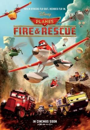 Planes Fire & Rescue: Langkah Besar Dusty Pasca Menjadi yang Tercepat
