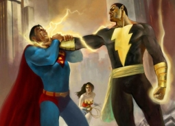 SUPERMAN BAKAL JADI LAWAN BLACK ADAM DI FILM SHAZAM?