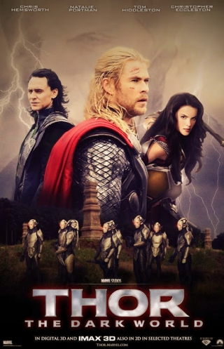 Thor The Dark World Movie Film 2013