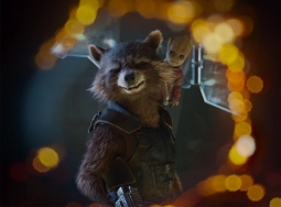TINGKAH LUCU BABY GROOT BERAKSI DI TRAILER GUARDIANS OF THE GALAXY VOL. 2