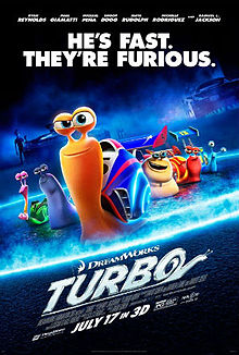 Turbo :  Better Fast Than Furious