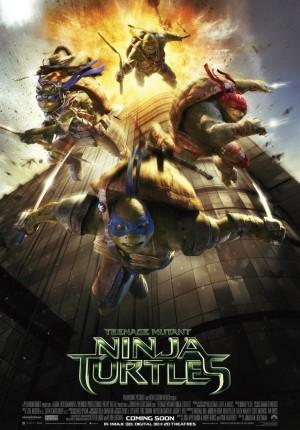 Teenage Mutant Ninja Turtles: Munculnya Pahlawan dari Bawah Tanah