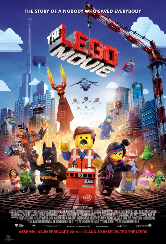 The LEGO Movie: Reuni dengan Mainan Masa Kecil